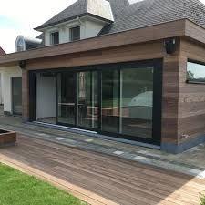 Afbeeldingsresultaat voor houtskeletbouw aanbouw