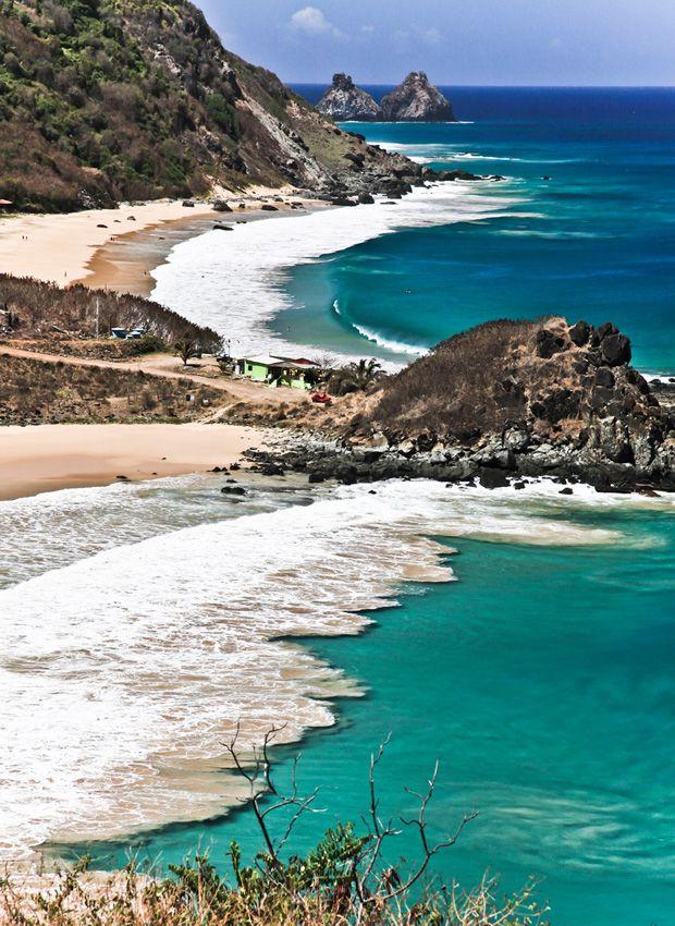 Praias do Bode e da Quixabinha- Fernando de Noronha, Pernambuco - BRASIL