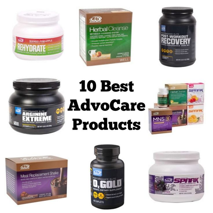 10 Best AdvoCare Products | Coffee Cake & Cardio