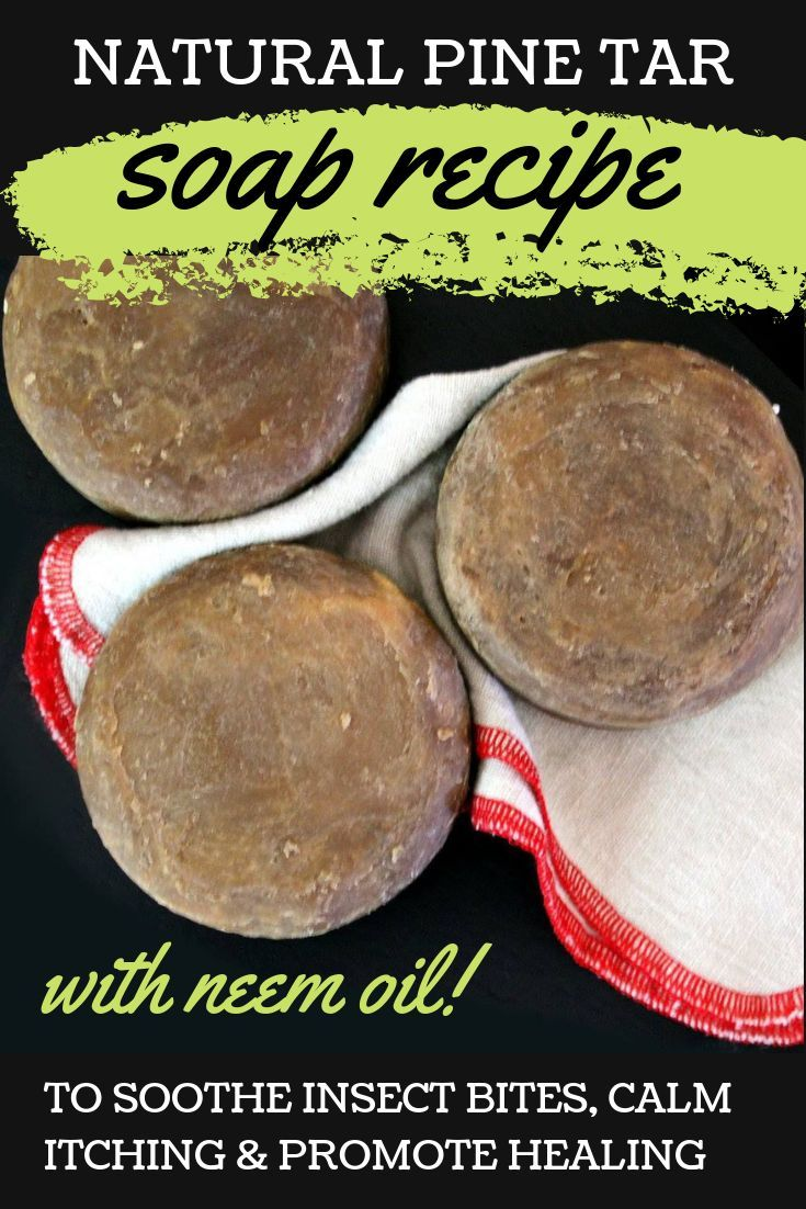All Natural Pine Tar Soap Recipe for not so imaginary creatures   – Soap Deli News Blog : Homemade Soap Recipes + Natural Skin Care + Lifestyle DIY's