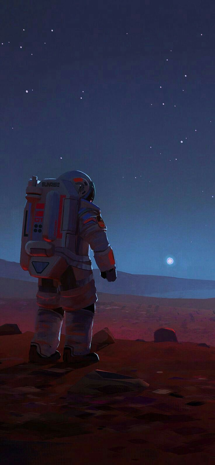 How Much Further God In 2020 Astronaut Wallpaper Space Art