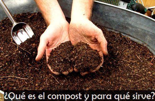 Compostera casera facil y gratis para el abono de tu huerta