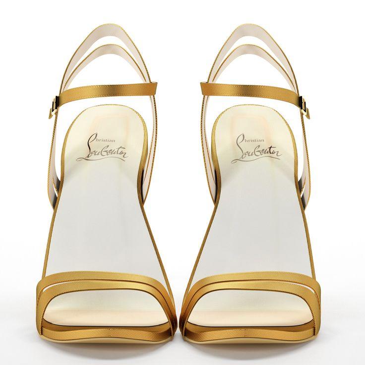heels leg 3d max