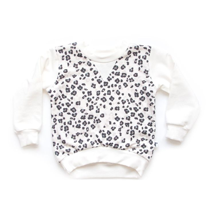 Dakota Pull Over - Minty Loves Leopard | www.shoptrawl.com