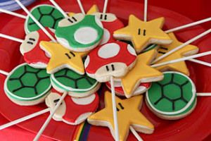 super mario brothers party, kids birthday party, childrens birthday party, super mario theme party, boys theme parties, http://www.frostedevents.com  MD, DC, VA birthday, bridal shower, baby shower