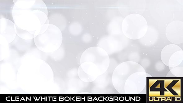Clean White Bokeh Background 4K  4K 3840×2160 | Seamless Looped Video | 0:10 second  If you love my work, don't forget to rate it. Thank you.  #envato #videohive #aftereffects #motiongraphic #background #blur #bokeh #broadcast #clean #corporate #dust #elegant #environment #light #loop #particle #presentation #studio #white