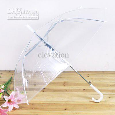 Wholesale Umbrellas - Buy Transparent Umbrellas, Clear Pvc Umbrellas, Choice, Free Express, $3.65 | DHgate