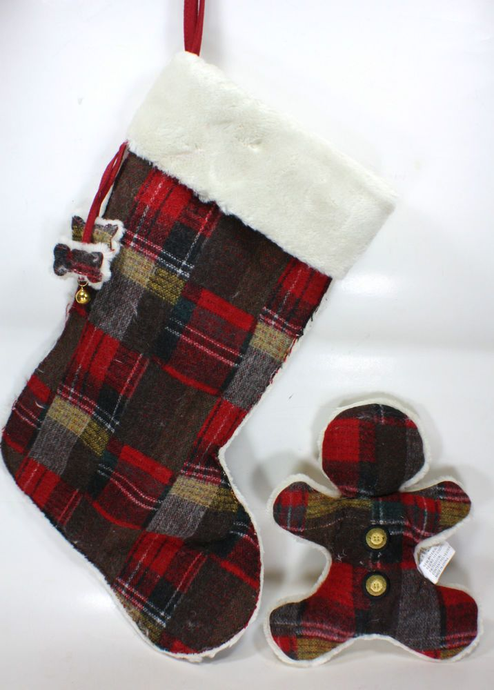 Christmas Stockings For Cats Personalized