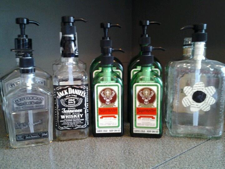53 best krafty images on pinterest bottle caps beer for Liquor bottle art