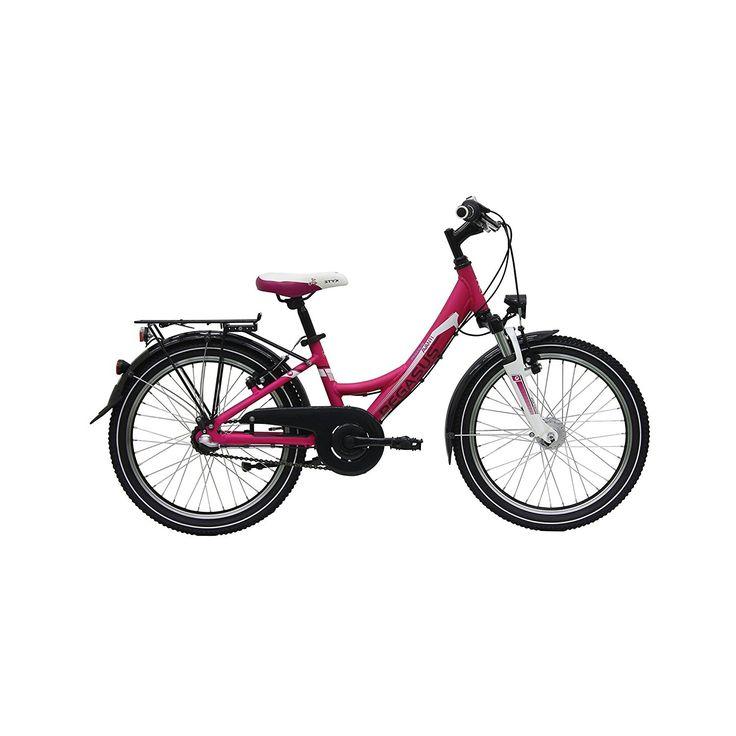 Pegasus Avanti 24' Mädchenfahrrad 7 Gang Shimano 24 Zoll Kinderfahrrad STVZO, Farbe:Pink;Rahmenhöhe:32 cm: Amazon.de: Sport & Freizeit