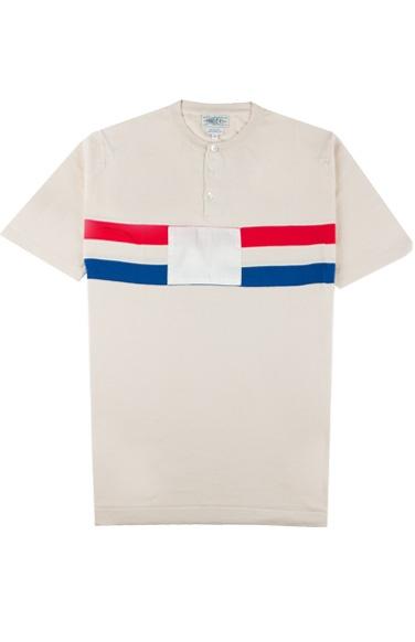 John Smedley x Umbro Sportswear - Tangeru Shirt £125