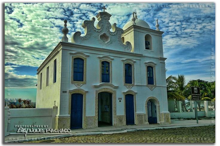 Nossa Senhora da Conceição Church - Guarapari, Espirito Santo