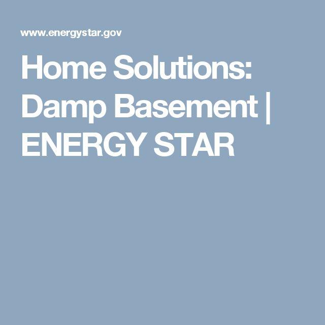 Humid Basement Solutions: 17 Best Ideas About Damp Basement On Pinterest