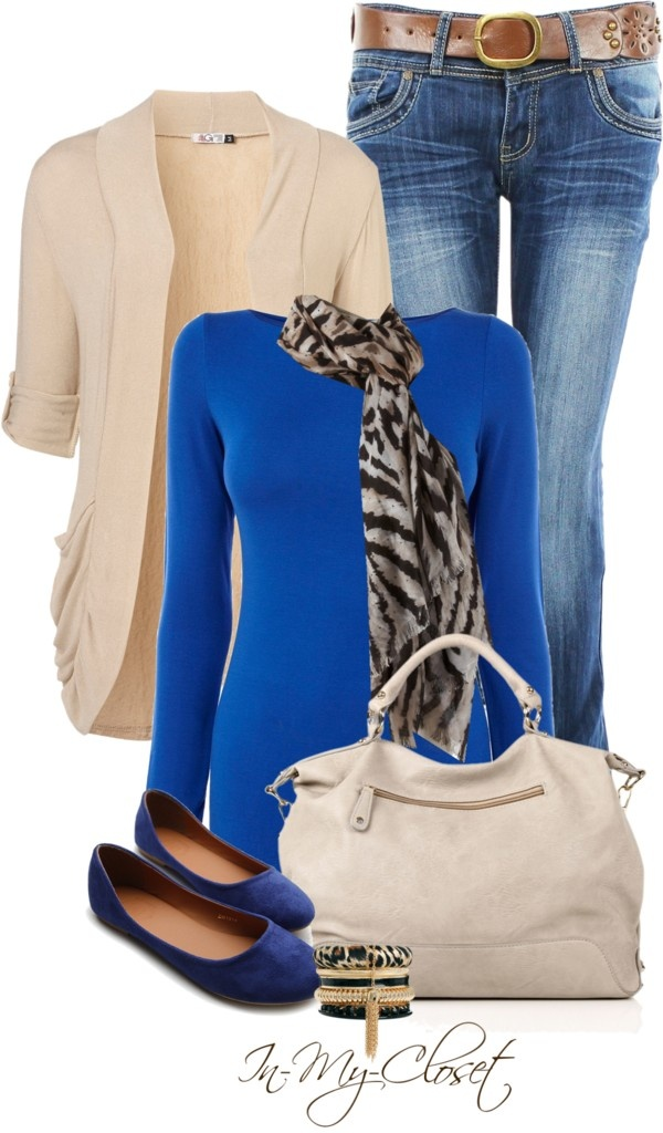 """Casual Friday"" by in-my-closet on Polyvore"