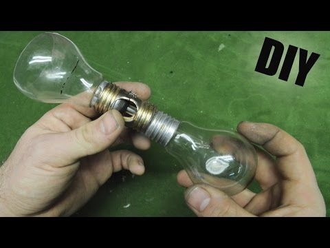 [Video] It Makes A Cup That'll Light You Up. Turn Old Light Bulbs Into A Coffee Maker. - Page 2 of 2 - Brilliant DIY