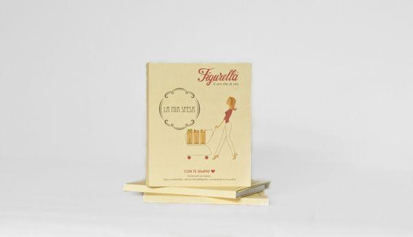 Figurella - #blocknotes #graphic cover