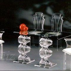 Стеклянная мебель, стеклянные столы, мебель из стекла, доступные цены в интернет магазине Мебель-24, купить недорого