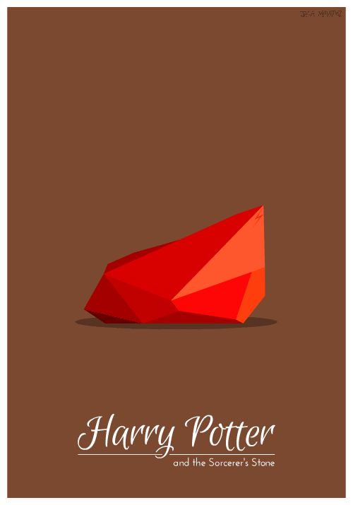 """7 """"Harry Potter"""" Book Covers Reimagined As GIFs"""
