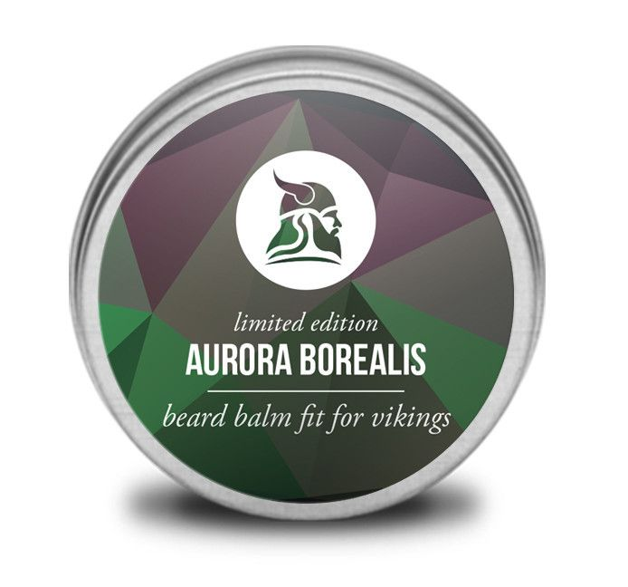 Aurora Borealis aka the Northern Lights is something everyone should see at least once in their lifetime. The bright dancing lights bring mystic and awe to anyone witnessing them. The Aurora Borealis beard balm is as mystic as northern lights themselves but we want the scent to be a surprise to you as you open the tin.