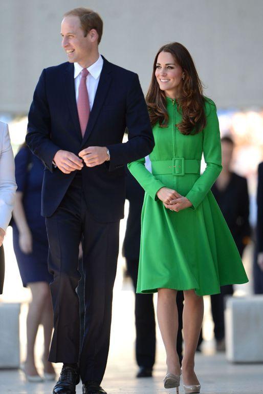 Принц Уильям не одобряет наряды Кейт Миддлтон