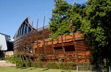 National Wine Centre of Australia  nr of Botanic and Hackney Roads  Adelaide, South Australia, Australia 5000.
