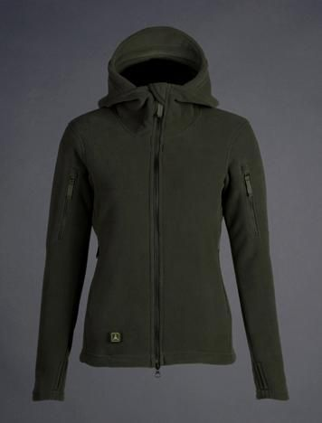 Valkyrie Hoodie by TAD: My husband buys TAD gear for military training, but I love that they have a womens line too! Really well made, comfortable and warm. Loving my new jacket :)