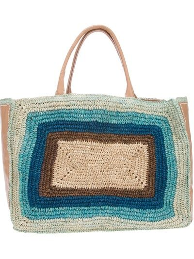 Bag Light Crochet Malìparmi.