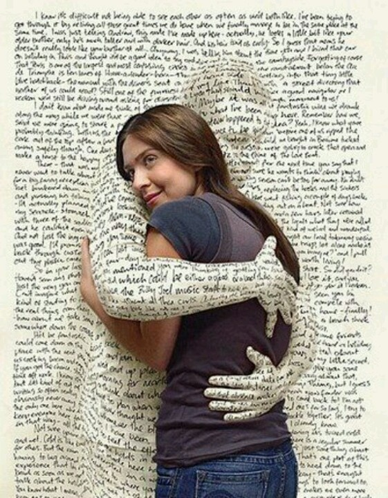 L'abbraccio di un buon libro