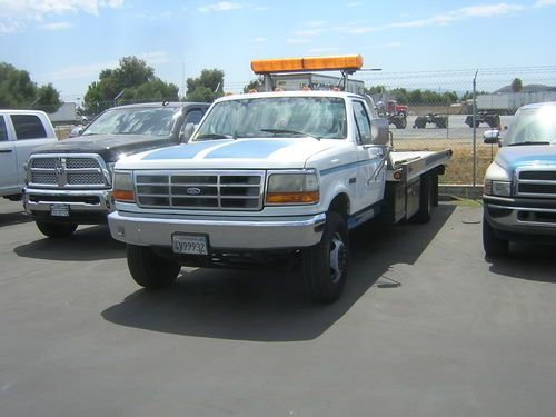 used tow truck beds | 1994 Ford F450 Super Duty Century Rollback Aluminum bed Tow Truck, US ...