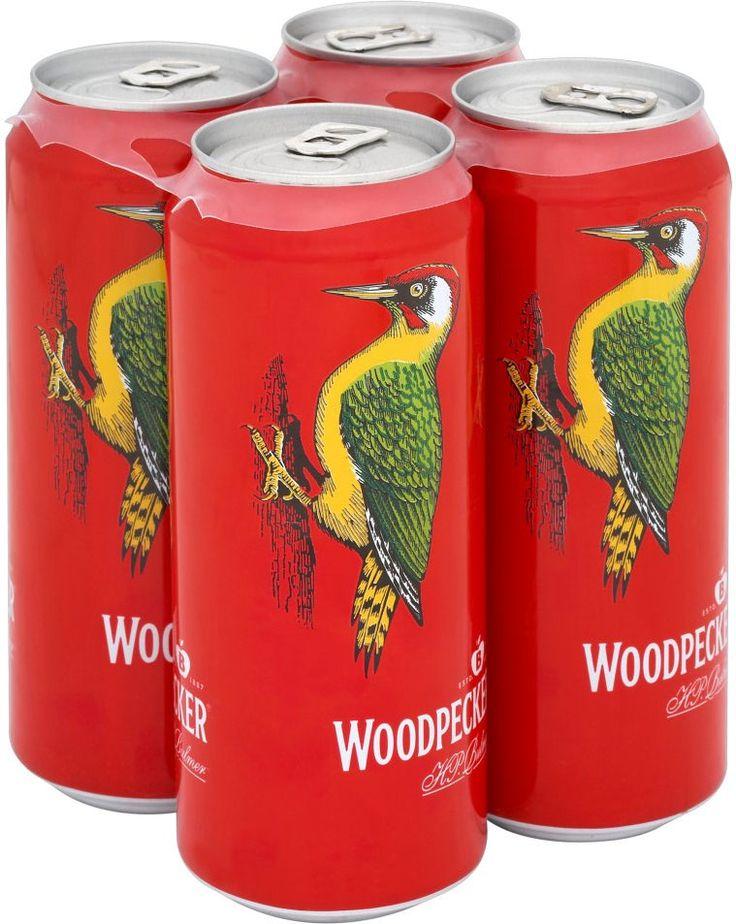 Woodpecker cider