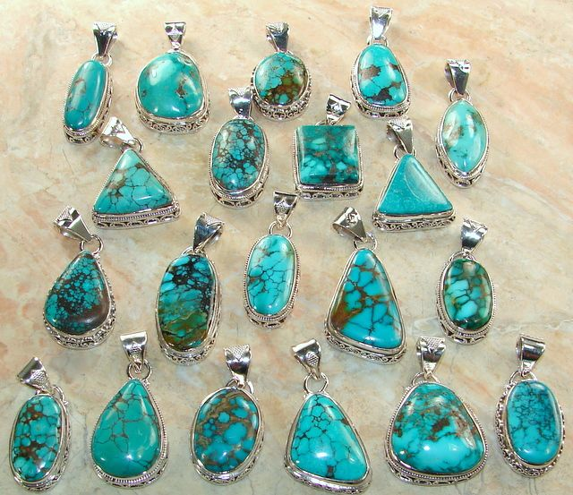 36++ Silver and turquoise jewelry wholesale viral