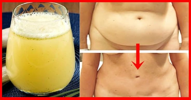 O Poderoso Suco Detox Queima Gordura (Receita Completa)