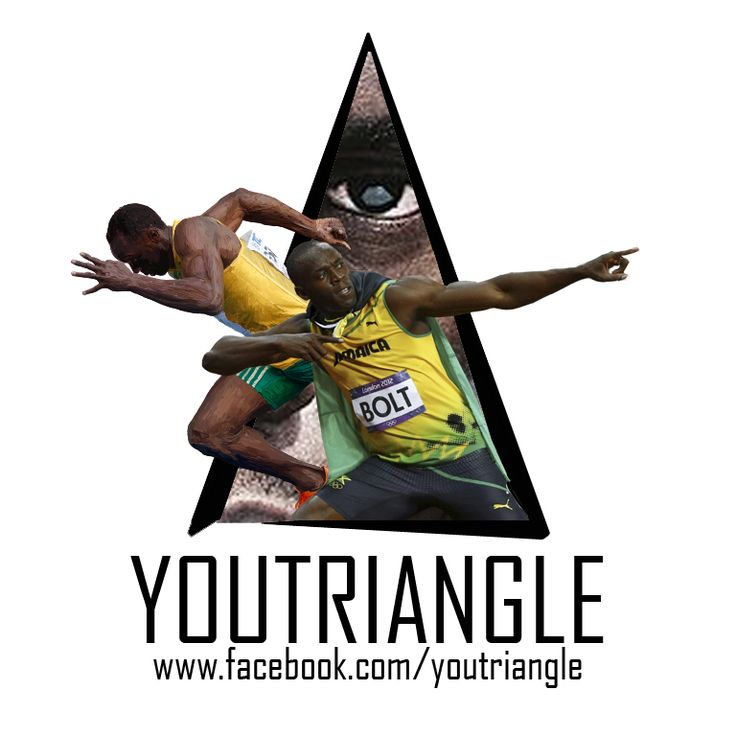 Youtriangle ∆ Usain Bolt /// Today we want to speak about the velocity, this is Usain Bolt. The Fastest Man in the World has the records for the 100m (9.58) and 200m (19.19). He hails from Trelawny, Jamaica. youtriangle#iphoneonly #igers #cute #me #instamood #iphoneasia #photooftheday #tueegram #instagood #love #apple #YouTriangle #design #tv #europe #asia #nature #ibiza #usainbolt #bolt #puma #running