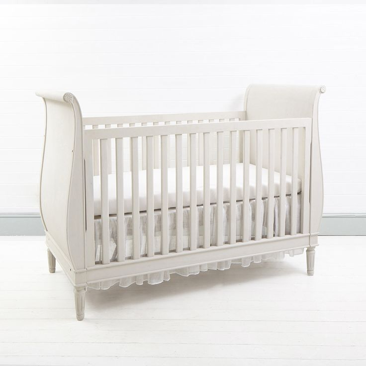 Eliza Sleigh Cot Bed