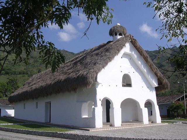 Iglesia de San Andrés de Pisimbalá, Tierradentro, Colombia