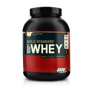 ON 100% Cake Batter Whey Protein Powder