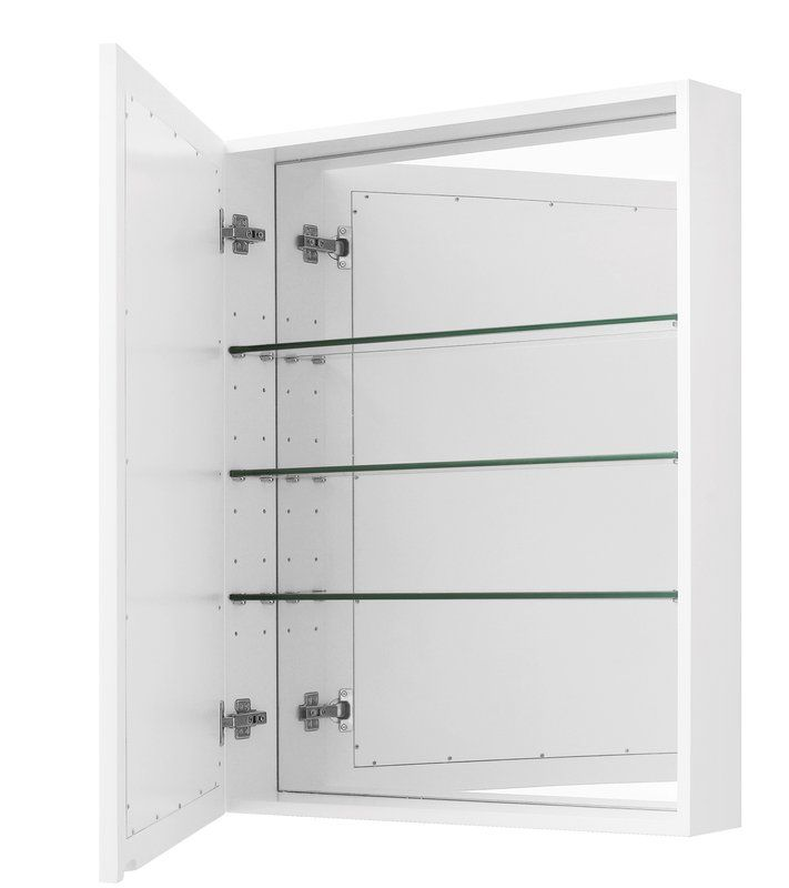 "Chesterville 28"" x 36"" Surface Mount Medicine Cabinet"