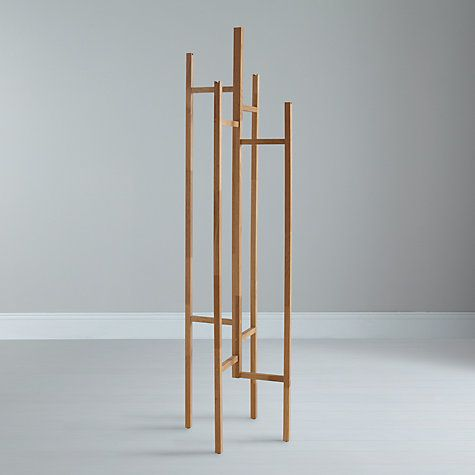 Eigen Coat Stand designed by Leonhard Pfeifer available in the UK from John Lewis