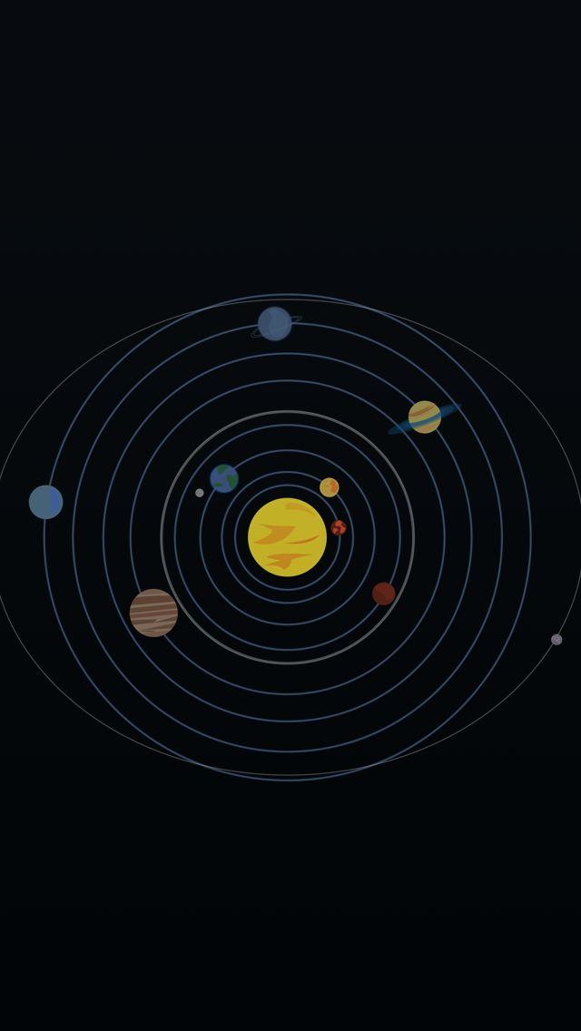 solar system wallpaper phone - photo #9
