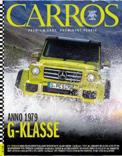 3x Carros € 9,95: Carros is het mooiste en meest exclusieve automagazine van Nederland.