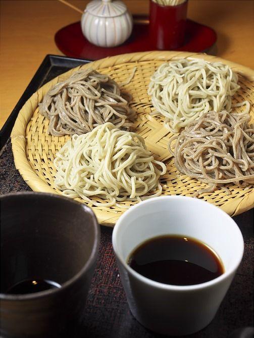 Japanese Soba Noodles 蕎麦