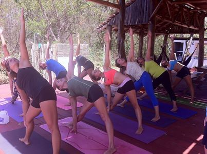 Generally all over the world, there are two types of yoga teacher training programs. One is 200 hour yoga teacher training program & other one is 500 hour program. Another program of 300 hour is also running. Generally people refer to 200 hour program.