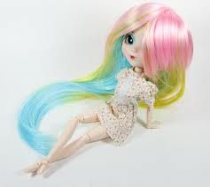 Pulip Tropical wig Lucky