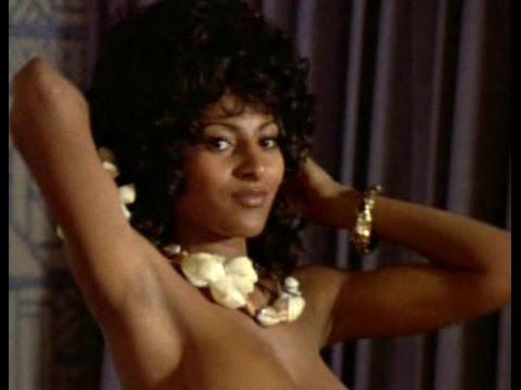 """PAM GRIER MOVIES - THE COMMODORES - """"BRICK HOUSE"""""""