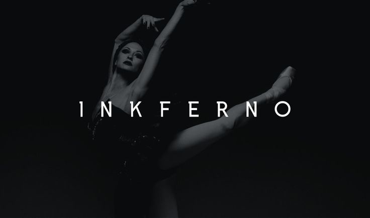 I N K F E R N O • Typeface on Behance