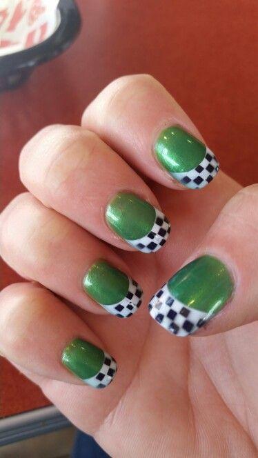 Best 25+ Nascar Nails Ideas On Pinterest