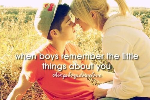 Things boys do we love.. <3
