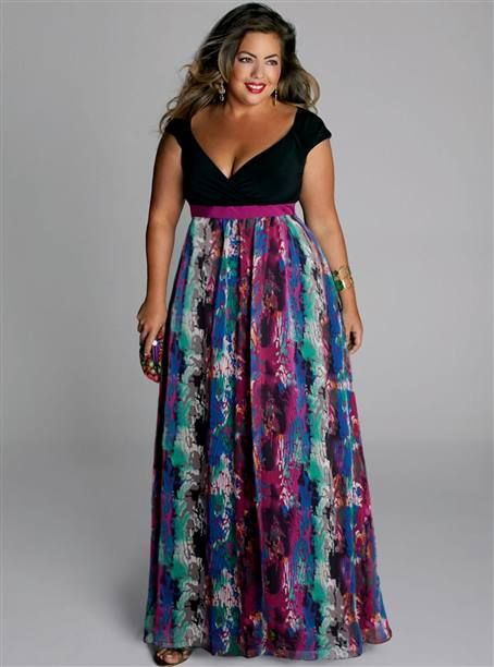 51350e6e03d Nice maxi dresses plus size 2018 19