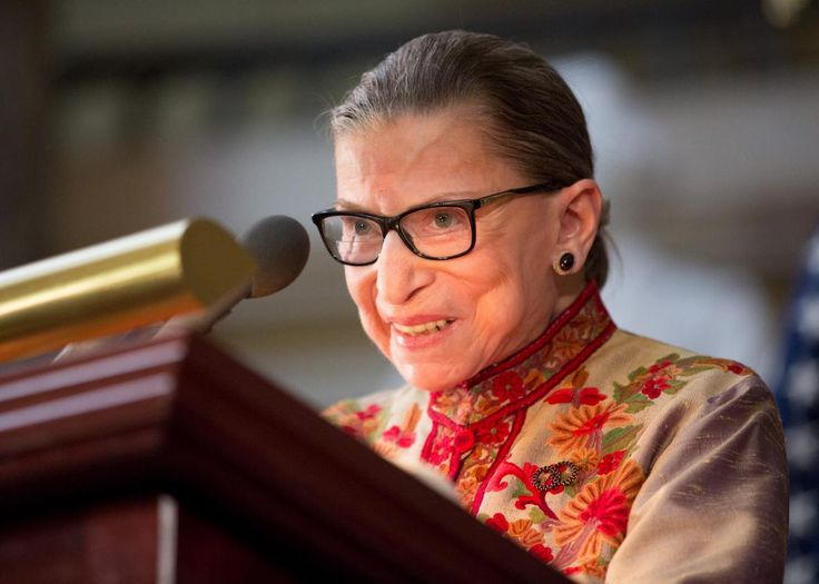 Ruth Bader Ginsburg Reveals How She Would Have Written the Marriage Equality Decision