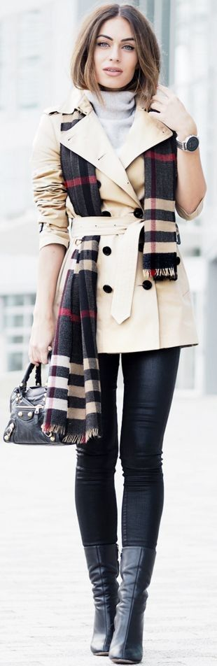 Cute Fall Outfits: How to Dress Well, Feel Great And Look Even Better - Cute…